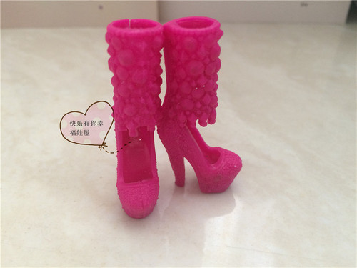 1/6 Doll shoes Single shoes, flat feet, sneakers, sandals, slippers flats for Barbie Doll shoes 1/6 8