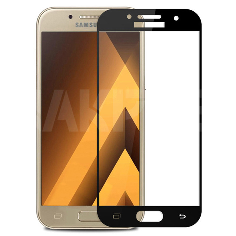 9D Protective Glass on the For Samsung Galaxy J3 J5 J7 2016 2017 Tempered Screen Protector J2 J4 J6 J8 2018 Glass Film Case