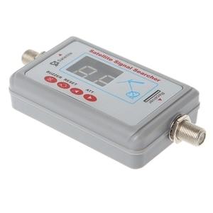 Image 5 - Digital TV Antenna Satellite Signal Finder Meter Searcher LCD Display SF 95DL