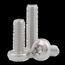 Round-Head Bolts Screw M4 304-Stainless-Steel M8 M6 M5 Six Lobe A2 GB2672 20pcs/Lot Torx-Pan