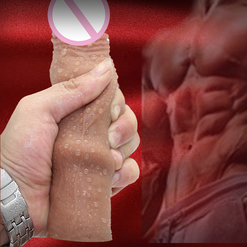Newest Realistic Penis Condom Silicone Enlargement Condoms Extension Sleeves For Man Intimate Goods Reusable