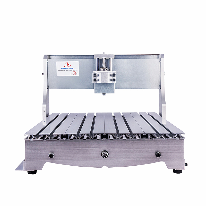 Mini CNC Frame 3040 6040 Rack Engraving Machine For DIY Hobby Milling And Drilling Engraver