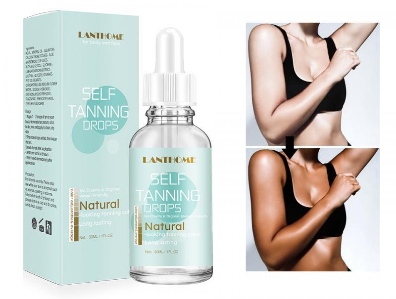Натуральное масло для загара, солнечное масло, самозагар, солярий, крем для загара, салонный бронзер для тела, Sunblock, макияж, бронзер