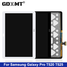 10.1 inch Lcd-scherm Voor Samsung Galaxy Pro T520 SM-T520 T525 SM-T525 LCD Display Matrix Touch Screen Digitizer Sensor Vergadering(China)
