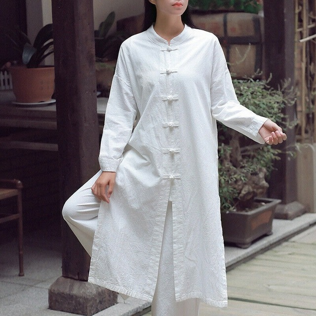 Women Tai Chi Tang Suit 1