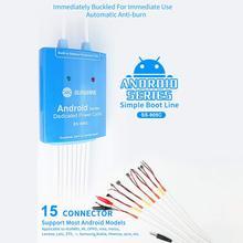 SS-905C серия Android посвящает линию питания для samsung huawei vivo xiaomi контрольный кабель питания