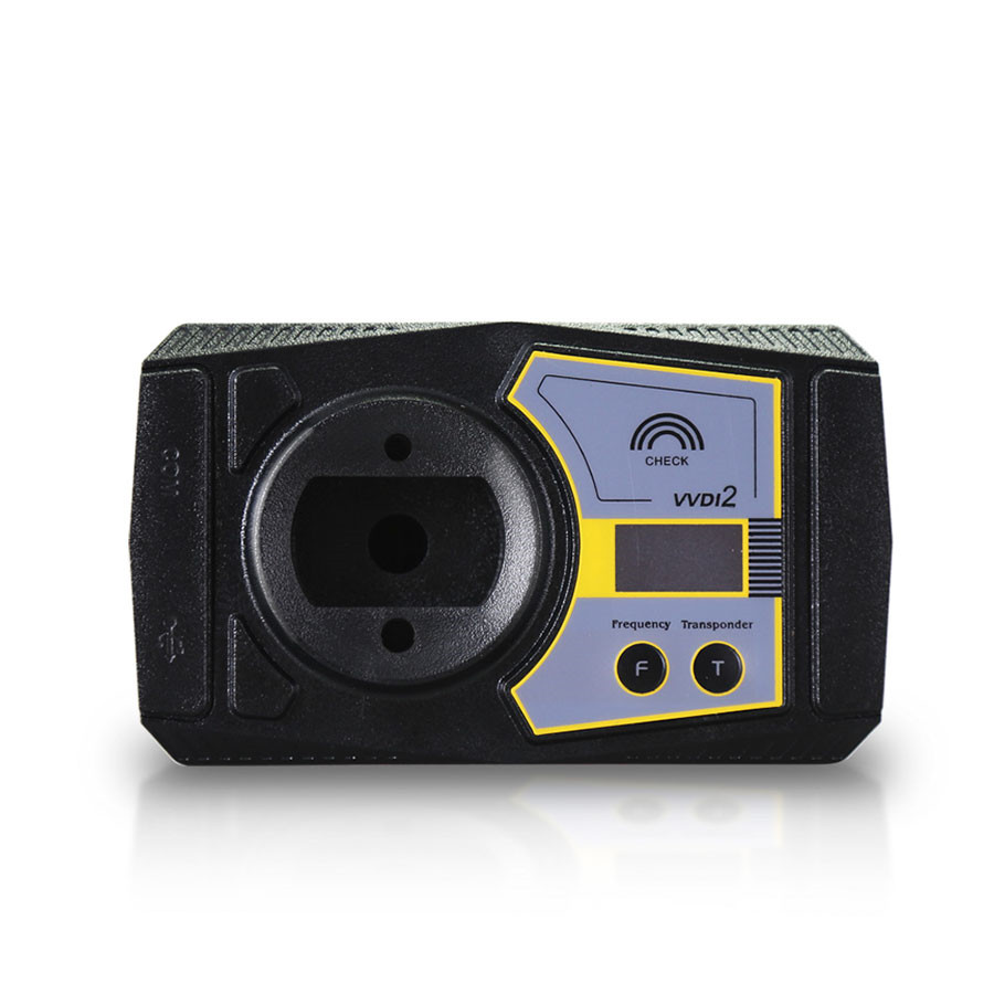 100% Original Xhorse VVDI2 for VA-G Version with Basic + VW 4th & 5th IMMO + OBD48 + 96bit 48-Clone + <font><b>MQB</b></font> + Porshe+ Peugeot image