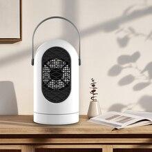 Портативный офисный Обогреватель мини электрический обогреватель Электрический обогреватель для дома вентилятор удобный воздушный обогреватель бесшумный домашний офисный удобный обогреватель