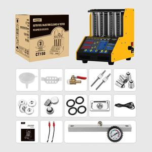 Image 5 - AUTOOL CT150 Auto Fuel Injector Cleaner Tester Ad Ultrasuoni Ugello di Carburante Benzina Tester Rilevatore di Pulizia 4 Cilindri 110V 220V