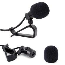 2,5 мм 2 м длина Bluetooth внешний микрофон автомобильный для Pioneer стереосистемы радиоприемник