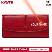 Coin Purse Women's Wallet Genuine-Leather Card-Holder Clutch Portomonee Female Handy