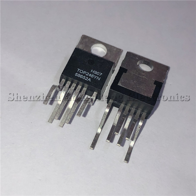 50PCS/LOT TOP246Y TOP246YN TOP246 TO 220  LCD power management chip