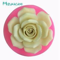 Flower Shape Silicone Mold Cake Baking Tool Fondant And Chocolate Mold