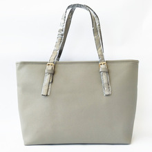 Luxury Designer Brand Tote Bag PU Leather Handbags Women