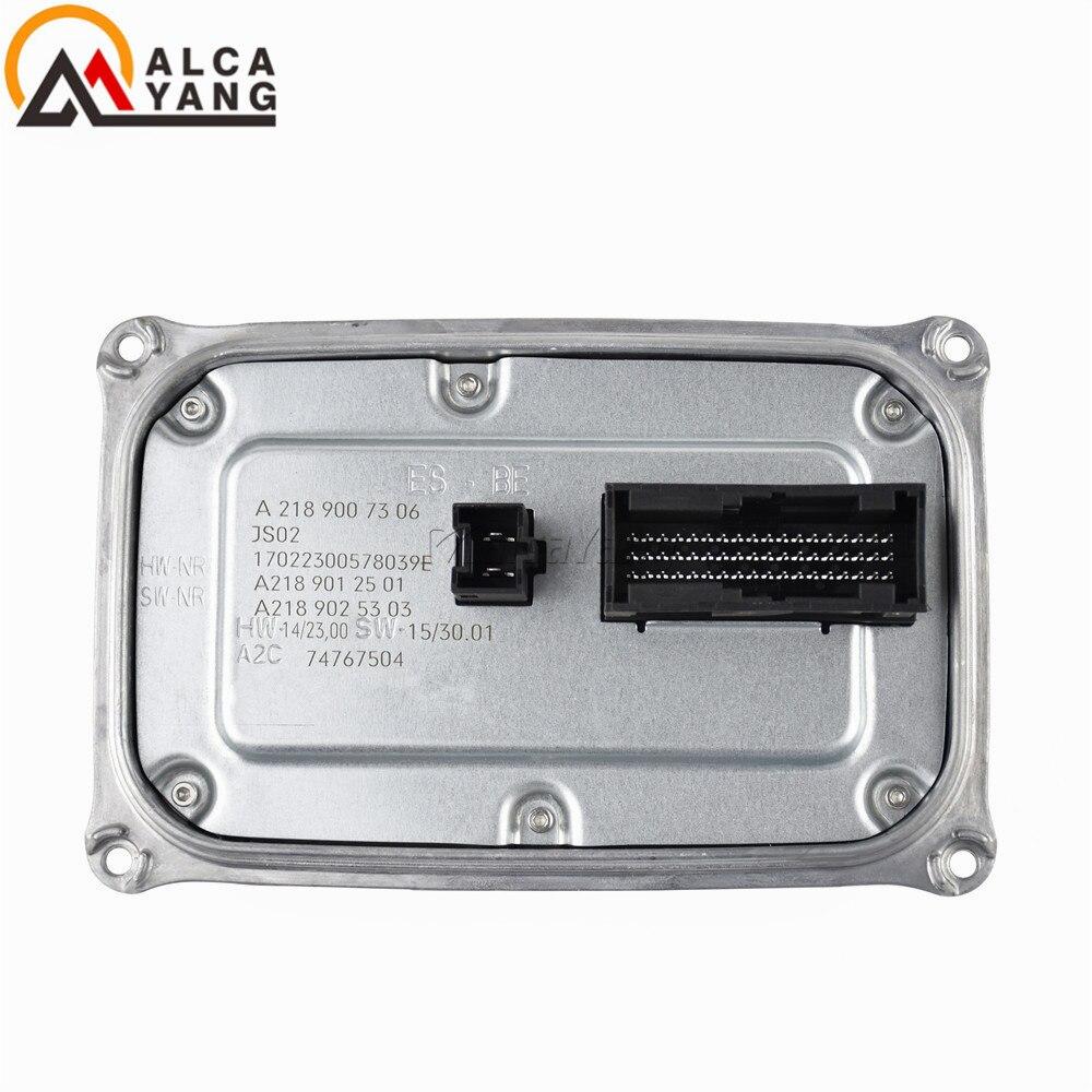 High Quality A2189000406 For Mercedes GLS W166 GLE LED Headlamp Module Computer Control Unit Kit ECU A2228700789|Car Light Accessories| |  - title=