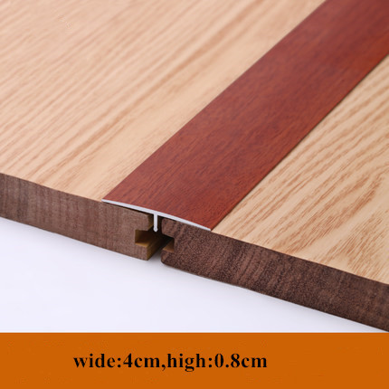 thickened aviation aluminum wood floor trimming strips t shaped tile buckle strips threshold strips stone door openings seams