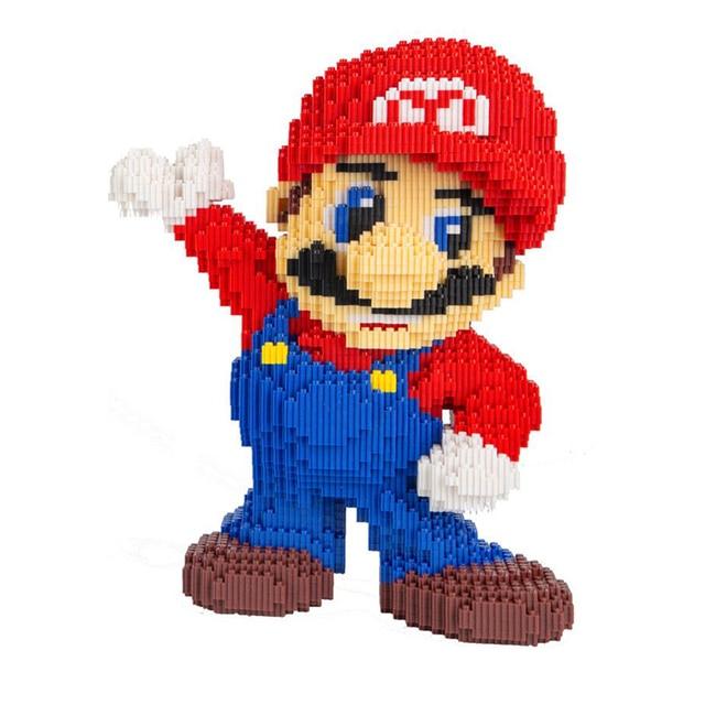 Figurine à construire Super Mario Bros 35cm