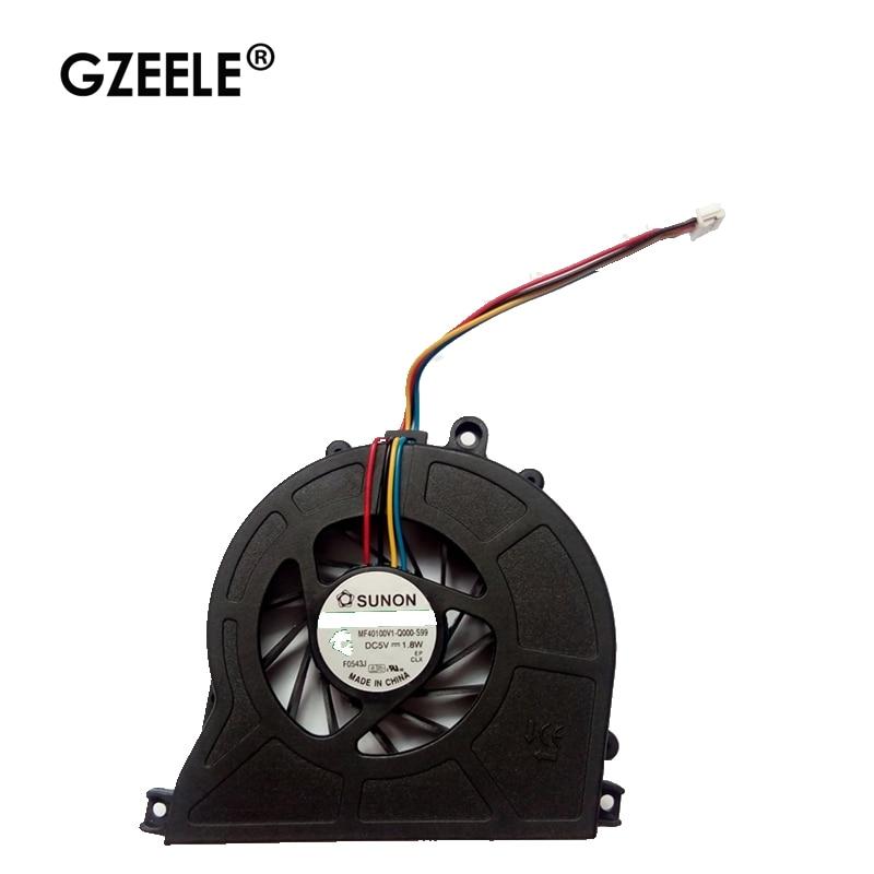 GZEELE NEW CPU Cooling Fan For Acer R3610 MF40100V1-D010-S99