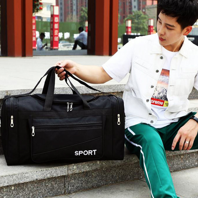 Big Sports Duffel Bag  1