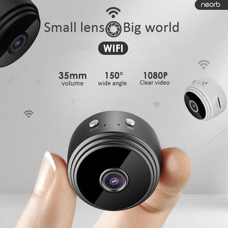 A9 Mini Camera Wifi 1080P Full HD Night Vision Wireless IP Cam Motion Detection Night Vision Home Monitor Security Camcorders
