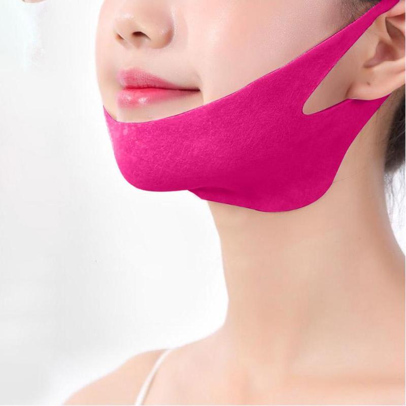 Facial Lifting Mask V Shape Face Lifting Slim Mask Chin Cheek Lift Up Anti Aging Facial Slimming Bandage Beauty Face Skin Care