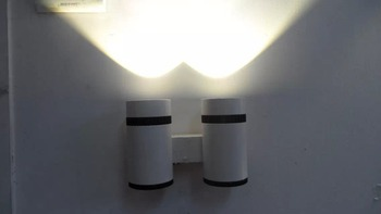 Free Shipping :4pcs 6*1w Led Lamps,led Lamps With Rgb Color.ac95-265v Input Voltage,led
