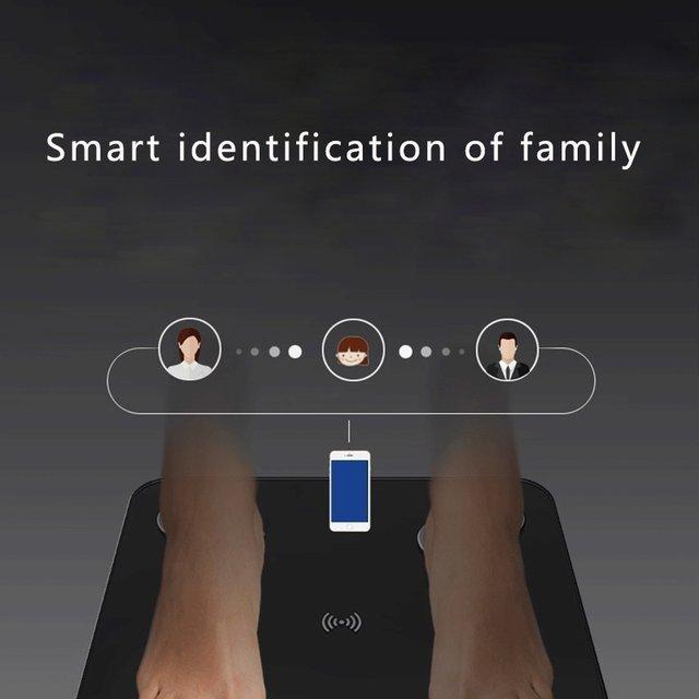 Mrosaa-26-26cm-Body-Fat-Scale-Smart-BMI-Scale-LED-Digital-Bathroom-Wireless-Weight-Scale-Balance