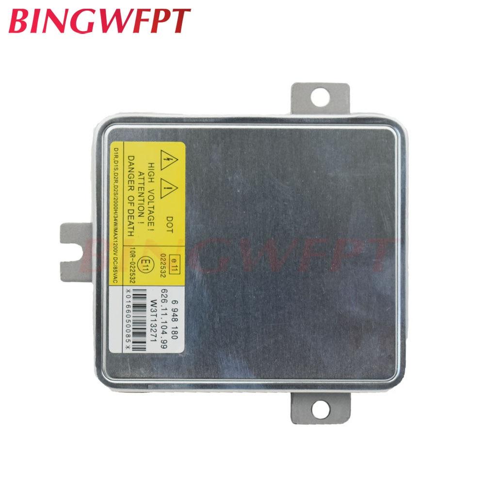 100% NEW OEM D1s Ballast 63126948180 W3T13271 Xenon HID Headlight Module For 06-08 BMW E90 E91