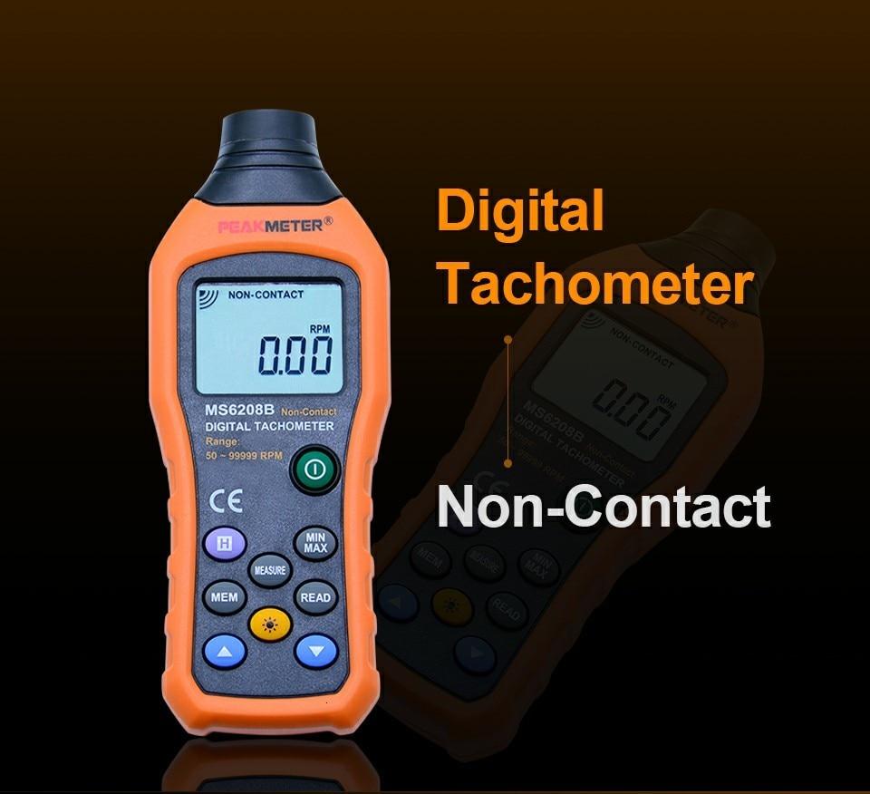 tachometer rpm speed meter