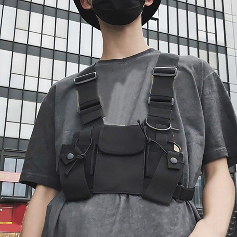 Тактический жилет, нейлоновый военный жилет, нагрудная установка, сумка, кобура, тактический жгут, рация, радио, поясная упаковка для двухст...