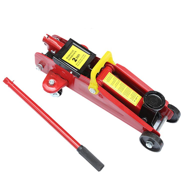 Car 2Ton Horizontal Hydraulic Trolley Jacks Portable Small Mini Floor Jack Vehicle Car Garage