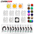 100pcs 3528 (1210) SMD LED Emitting Diode Lamp Chip Light Beads Warm White Red Green Blue Yellow Orange UV Pink RGB Micro 3V SMT