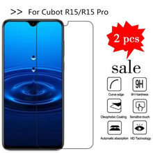 Tempered Glass For Cubot R15 Screen Protector Premiun Phone Protection Film Case For Cubot R15 Pro Tempered Glass(China)