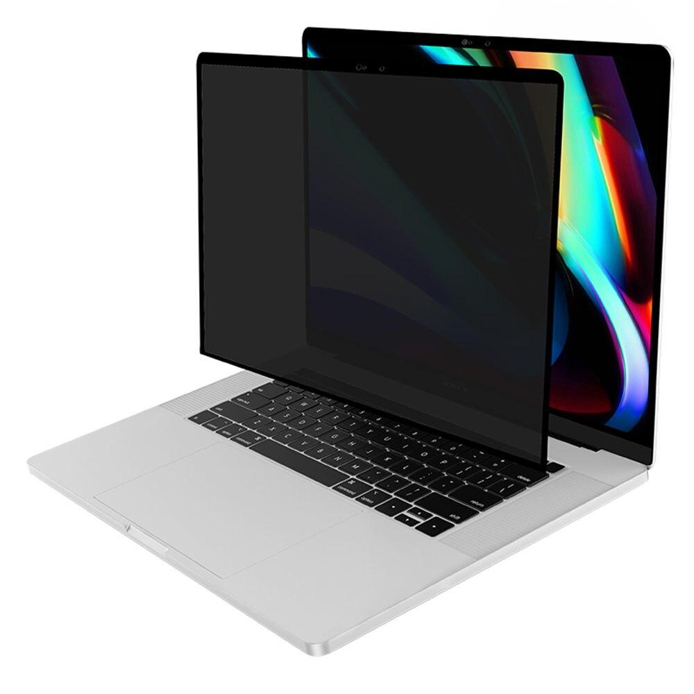 NILLKIN escorte Film de confidentialité ordinateur portable protecteur d'écran anti-peeping magnétique housse de protection pour Apple Macbook Pro 16 pouces PC