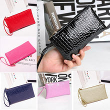 2019 New Fashion Bags For Baby Mom Diaper Bag Maternity Handbag Bags For Women PU Leather Mini Portable Clutch Zipper Coin Purse(China)