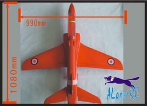 Image 5 - Лидер продаж, 4 Канальный Самолет EDF T45, 70 (64 мм), Красная стрела, самолет EPO jet, модель радиоуправляемого самолета, набор хобби, или 3S 64 EDF PNP