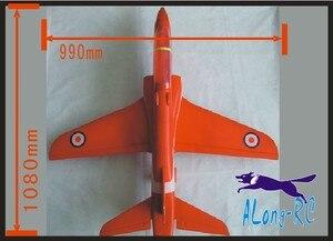 Image 5 - VENDITA CALDA 70 (64 millimetri) EDF 4 canali aereo T45 t 45 FRECCIA ROSSA EPO jet aereo RC aereo MODELLO di HOBBY, KIT SET O 3S 64 EDF PNP