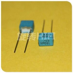 Image 1 - 20PCS NEW EVOX PFR 180PF 63V 100V P5MM MKP 181/63V film EVOX RIFA PFR5 181 180PF/63V 0.18nf 63V181 180P/100v 181/100V