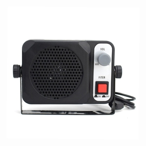 TS-650 Mini altavoz externo ts650 para Yaesu Kenwood ICOM Radio Motorola Ham CB transceptor Hf coche Walkie Talkie