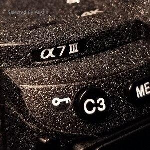 Image 5 - Anti graffio strato Della Macchina Fotografica Della Pelle Dellinvolucro di Copertura di Protezione Caso di Usura Nero Per Sony A7R4 A7R3 A7M3 A7R2 A7M2 A7 a6500a6400 a6000