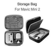 Drone uzaktan kumanda kutusu DJI Mavic Mini 2 taşınabilir çanta saklama çantası taşıma çantası koruyucu omuzdan askili çanta aksesuarları