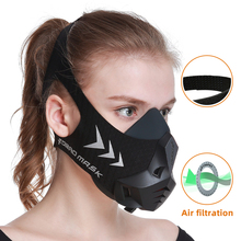 FDBRO Air Filter Cotton Can Dust Proof Cycling Sports Mask High Altitude Protective Breathing Trainer Training Running Pro