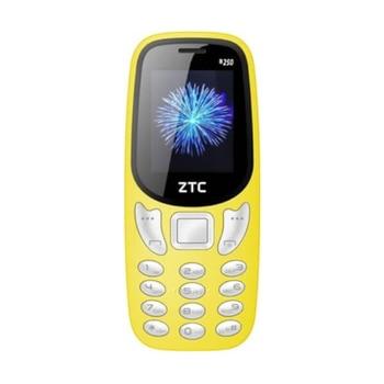 ZTC B250 Dual Sim yellow