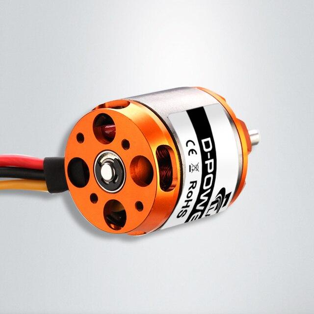 DYS FlashHobby D3542 1450KV 브러시리스 아웃 러너 모터, 미니 멀티 코터 RC 평면 용