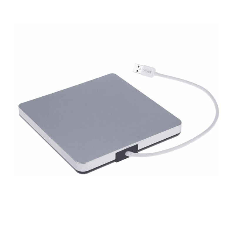 External Slim USB 3.0 DVD Burner DVD-RW VC D C D RW Burner Drive Superdrive Portable