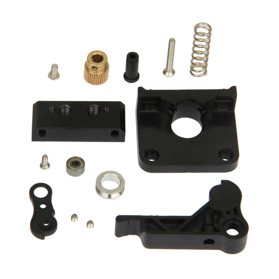 MK8 Extruder Feeder Kit untuk 1.75 Mm Plastik 3D Printer Accesories A20M