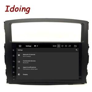 """Image 2 - Ido 9 """"أندرويد 9.0 سيارة لتحديد المواقع لاعب لميتسوبيشي باجيرو V97 V93 2006 2011 مع 8Core 4GB + 32G راديو تلقائي الوسائط المتعددة نافي"""