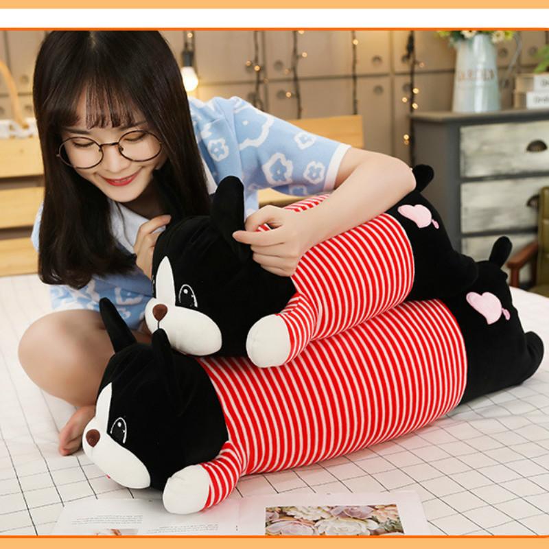 Новая мультяшная милая собака кукла плюшевая игрушка девочка