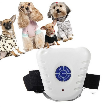 Ultrasound Stoppers Dog Anti-Called Neck Ring Small Dogs For Ultrasonic Bark Stop Non-Electric Shock