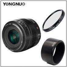 Yongnuo YN50mm F1.4N E Standaard Prime Lens 50Mm F1.4 Groot Diafragma Voor Nikon D5 D4 D3 D810 D800 D750 d300 D7100 D7000 D5600 Etc